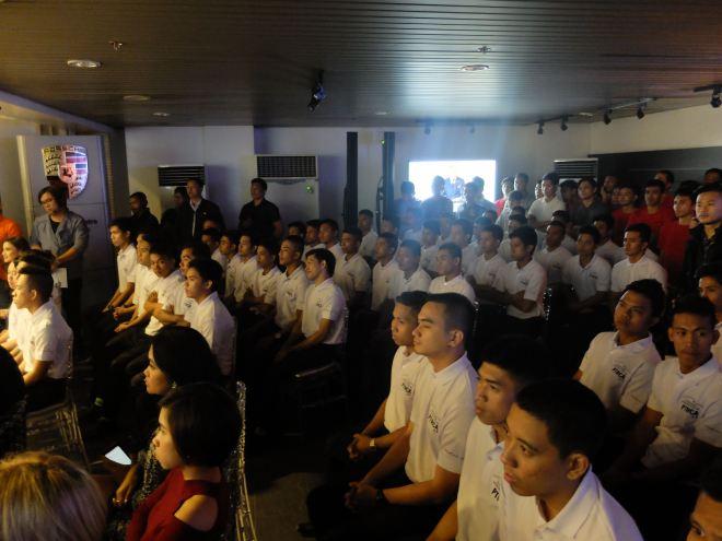 PTRCA students