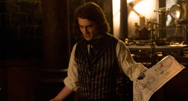 radcliffe as igor in VICTOR FRANKENSTEIN