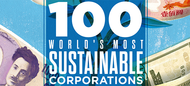 100 sustainable
