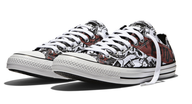 Chuck Taylor All Star Sex Pistols - Graphic Pair