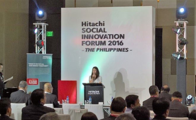Hitachi Innovation - host