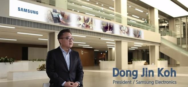 Samsung Mobile Dongjin Koh