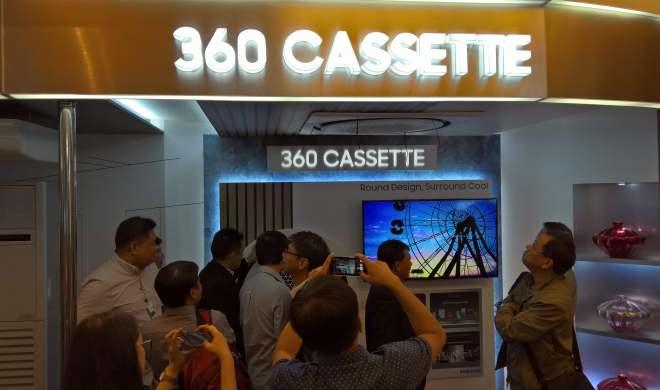 SAMSUNG SAC2016-360 cassette
