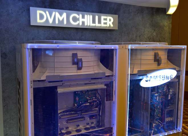 SAMSUNG SAC2016-DVM 30hp Chiller see