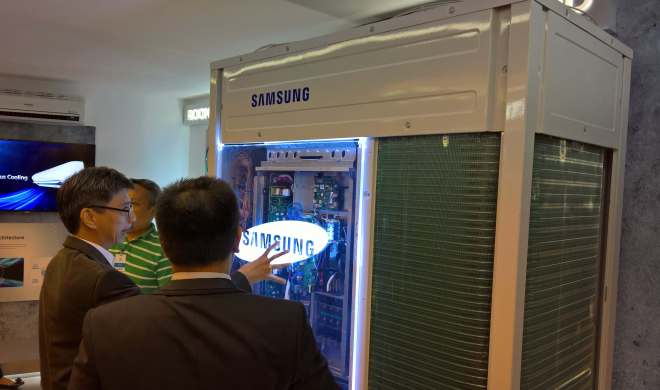 SAMSUNG SAC2016-DVM 30hp Chiller