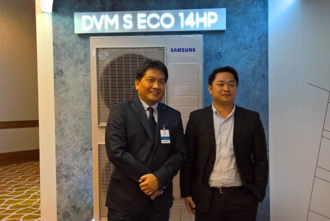 SAMSUNG SAC2016-DVMs Eco 14