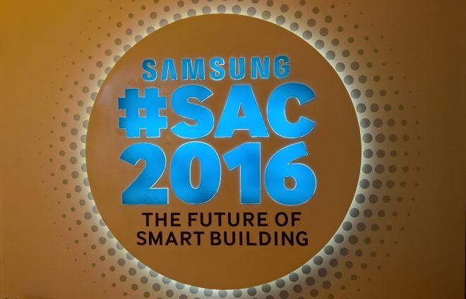 SAMSUNG SAC2016 logo