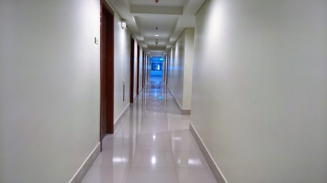 Shore 2 hallway