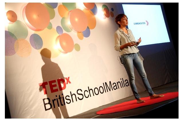 TedX BritishSchoolManila