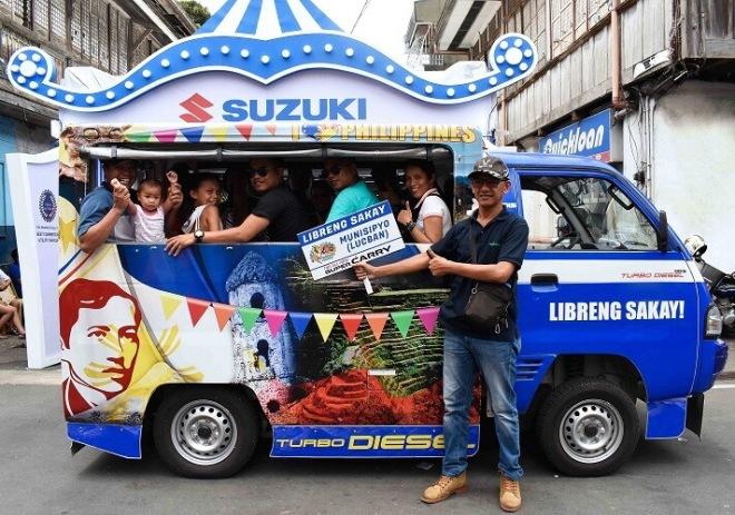 Libreng Sakay Suzuki