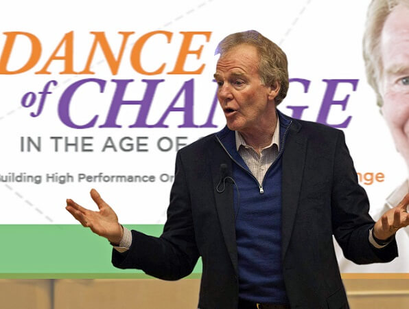 Guru Peter Senge to Head Manila Conference