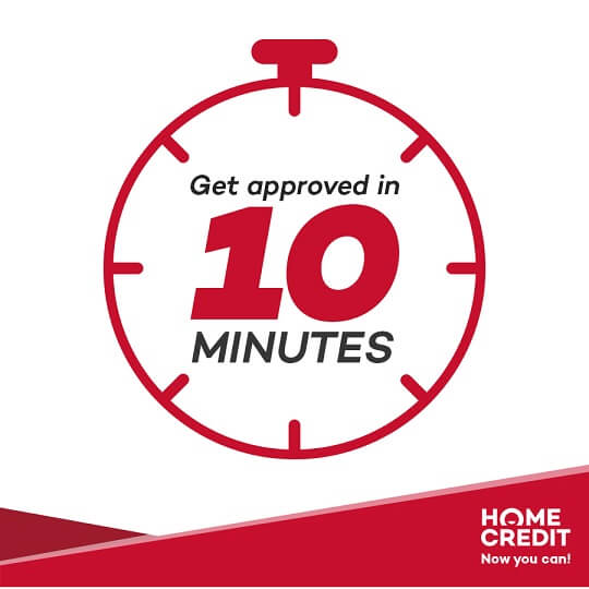 Home Credit cuts approval time