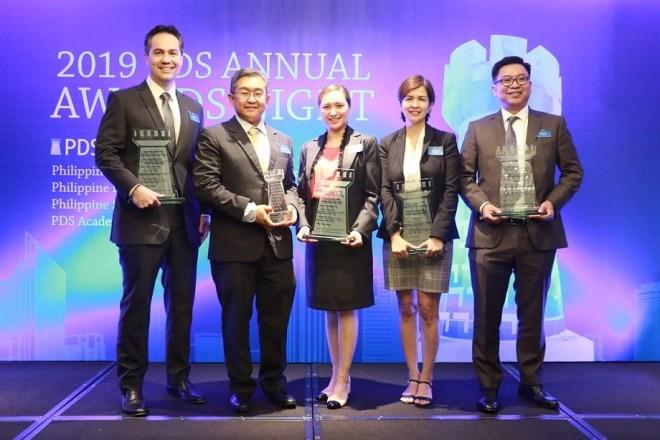 Metrobank Shines in PDS Awards Night