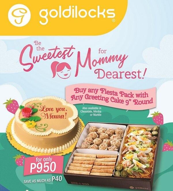 Goldilocks' Mother's Day Fiesta Pack
