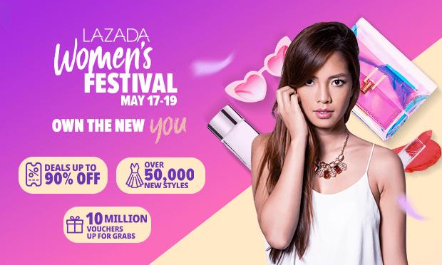 Lazada Women's Festival
