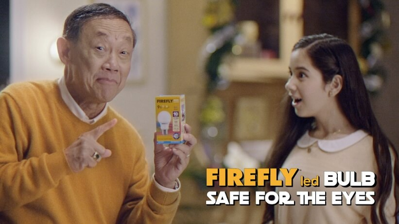 Jose Mari Chan x Firefly LED