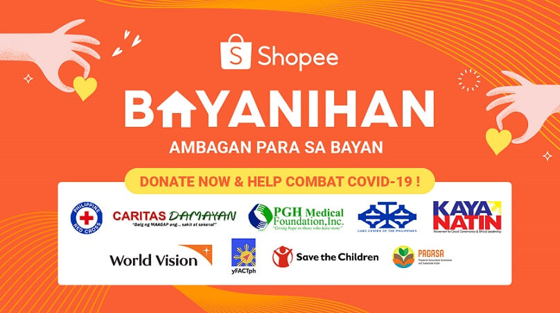 Shopee launches Shopee Bayanihan