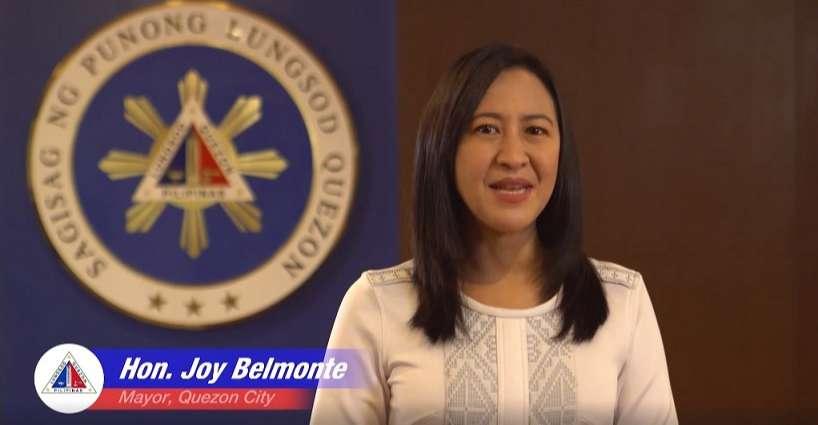 Ulat sa Bayan - Mayor Jor Belmonte