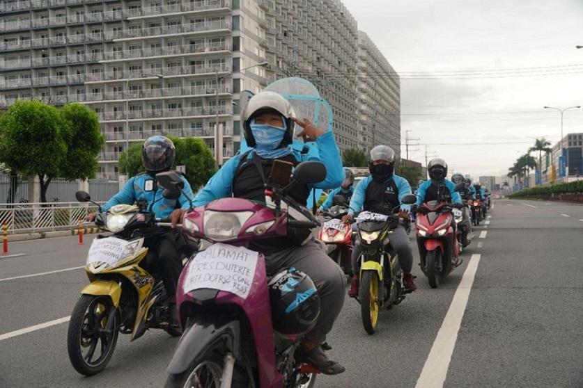 Angkas Unity Ride